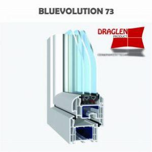 FERESTRE DIN PROFIL BRÜGMANN BLUEVOLUTION  73