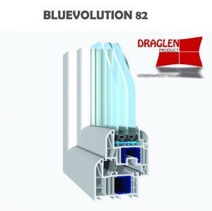 FERESTRE DIN PROFIL BRÜGMANN BLUEVOLUTION 82
