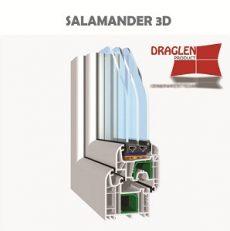 FERESTRE DIN PROFIL SALAMANDER 3D